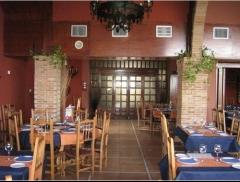 Zona interior restaurante
