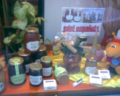 Miel de produccion ecologica