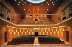 Interior rehabilitaci�n integral teatro cervantes de linares (ja�n)