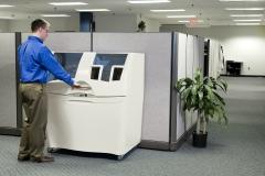 Impresora 3d zcorp: impresión 3d a todo color