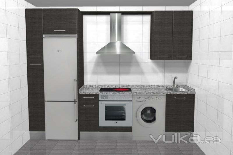 Foto cocinas econ micas for Cocinas modulares economicas