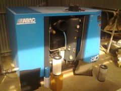 Mantenimiento compresores abac formula de grandes empresas