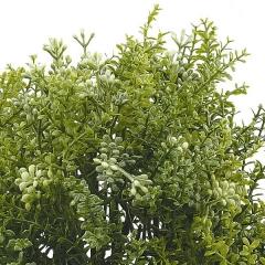 Planta artificial leucalendron doble en lallimona.com detalle1