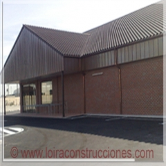 Nave industrial o comercial