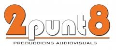 Logotipo 2punt8