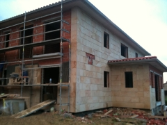 Construccion de hotel rural turistico