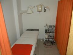 Cabina de fisioterapia