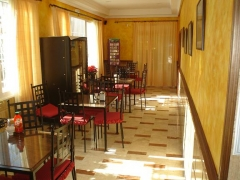 Cafeteria restaurada a�o 2005