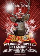 Flyer navideño 2011