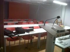 Nuevo aula de formación de masscomm innova en logroño