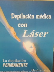 Centro m�dico eurobesidad- lugo // fotodepilaci�n m�dica con l�ser alejandrita