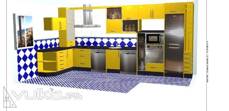 Foto cocinas a precio de fabrica for Muebles de cocina precios de fabrica
