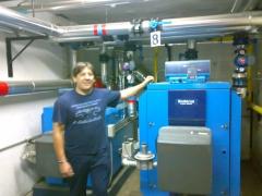 Mecanico de calderas de gas y gasoleo y manipulador de aparatos de gas titulado instalacionessalvado