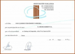 Quirino & brokers - curso responsabilidad civil medioambiental (diploma) josé quirino fernández carr