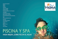 Escuela de natacion, clases de natacion beb�s, ni�os y adultos.