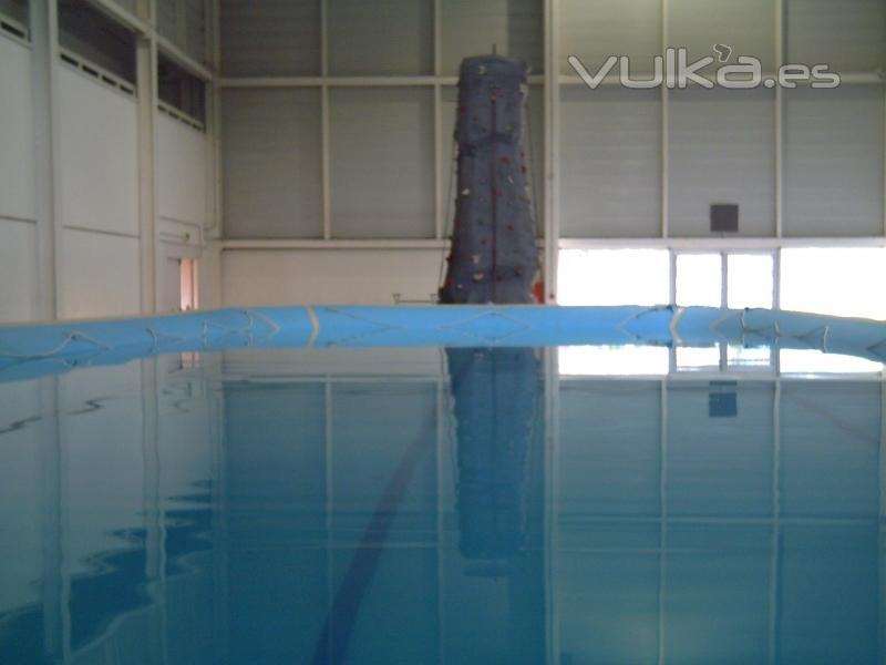 foto makro piscina