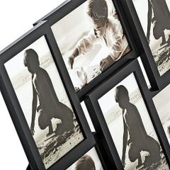 Portafotos isemia negro 10x15 6 fotos en lallimona.com detalle1
