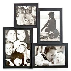 Portafotos isemia negro 4 fotos en lallimona.com