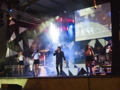 Orquesta latinos, espect�culos clodoaldo