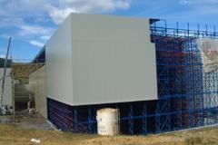 Panel s�ndwich de fachada