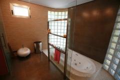 Detalle de zona relax de cuarto de ba�o