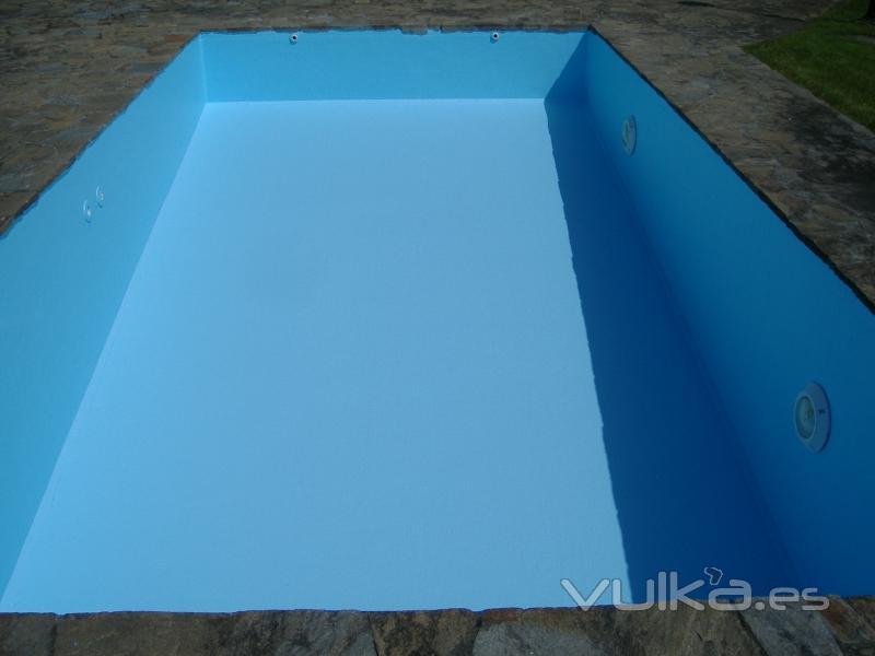 Imza galicia s l for Impermeabilizacion piscinas