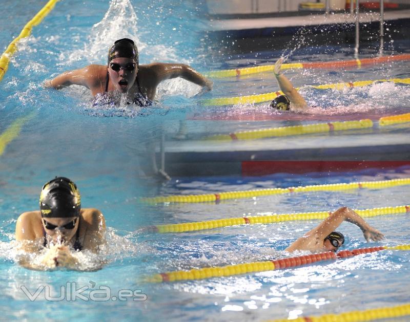 Estilos de nataci n disciplina de natacion for Planos de piletas de natacion