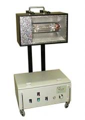 Equipo ultravioleta eh-5000