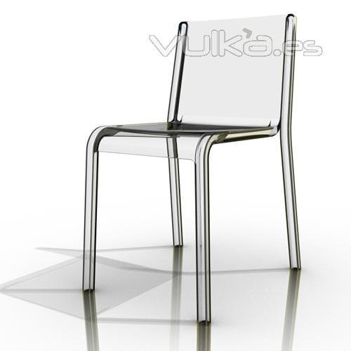 Iset18 sillas de policarbonato - Sillas policarbonato transparente ...