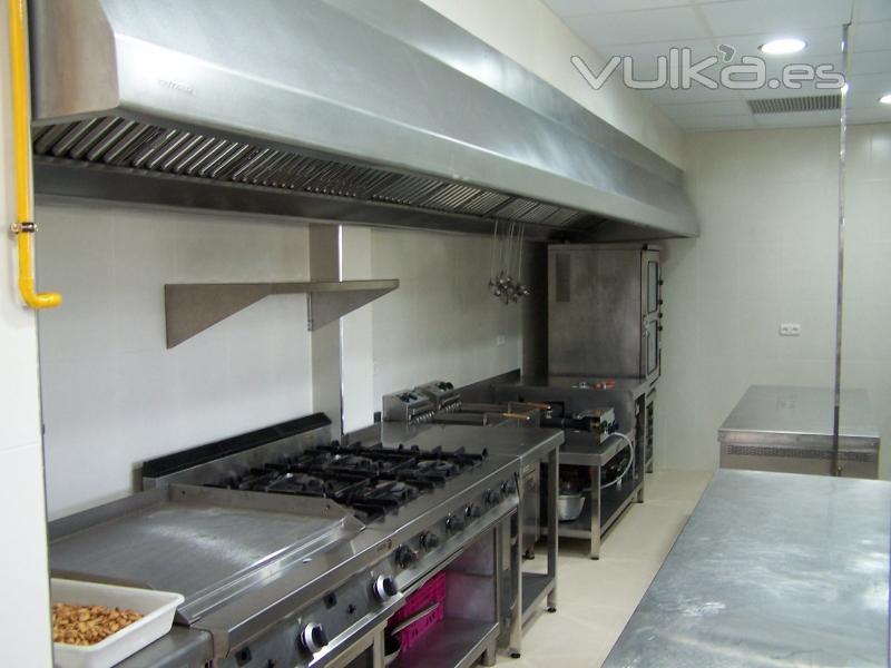 Mayfriho - Campana extractora cocina industrial ...