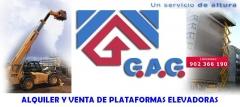G.a.g plataformas aereas y transportes, s.l - foto 7