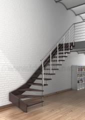 Escalera modular a tramos Modelo LIVIA