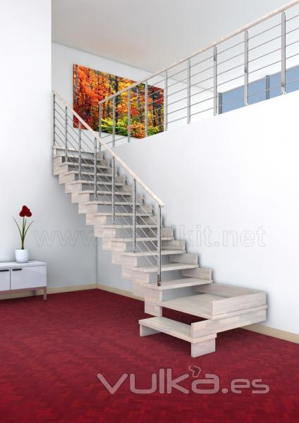 Escaleras Ideal Kit