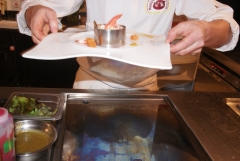 Presentacion de platos