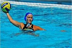 Waterpolo valencia, jugadora de waterpolo del club natación silos de burjassot valencia