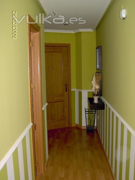 Foto pasillo - Pinturas para pasillos ...