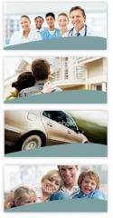Seguros de salud, hogar, vivienda, coche, auto, decesos