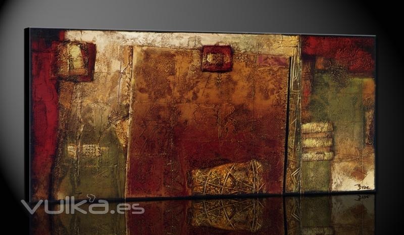 Foto de cuadros famosos foto 1 for Cuadros en relieve abstractos