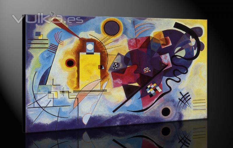 Foto de cuadros famosos foto 14 for Imagenes de cuadros abstractos famosos
