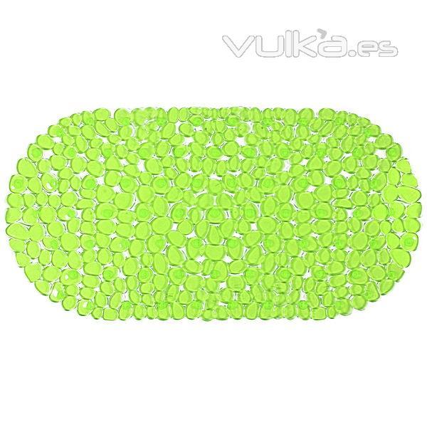 Foto alfombra de ba o bathline verde en - Alfombras para empresas ...