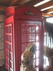 Cabina telef�nica