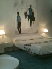 Dormitorio de la firma Lago