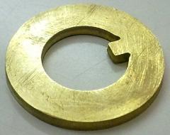 Arandela friccion bronce