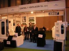 Feria climatizaci�n madrid 2011