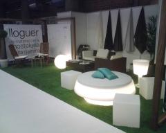 Mubles con luz lounge