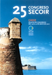 Cartel oficial secoir 2010; 25� congreso