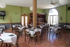 Cafetería-restaurante