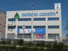 MADERAS CASTEJON-FACHADA PRINCIPAL