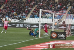 Liga bbva futbol almería + atletico de madrid +antonio siles, fotógrafo