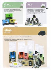 Infusiones biologicas alimentacion alma home